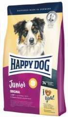 Kuivtoit Happy Dog kasvavatele kutsikatele Junior Original, 1 kg