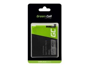 Aku telefonile Green Cell BN41 for Xaom Redm Note 4 hind ja info   Mobiiltelefonide akud   kaup24.ee