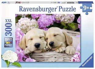 Головоломка Ravensurger Спящие щенки, 13235, 300 д.
