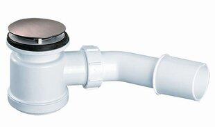 Dušikabiini sifoon puhastamisega ülevalt McAlpine MCHC26SS hind ja info | Sifoonid | kaup24.ee