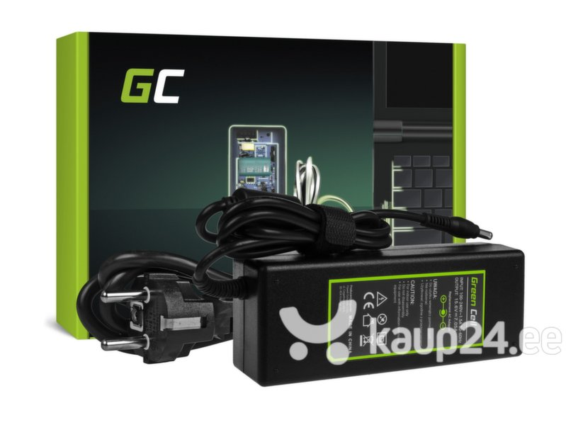 Aku Green Cell AC Adapter 15.6V 7.05A CF-AA5713A for Panasonic ToughBook CF-19 CF-29 CF-30 CF-31 CF-50 CF-51 CF-52 CF-53 C