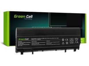 Aku Enlarged Green Cell Laptop Battery for Dell Latitude E5440 E5540