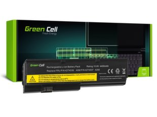 Sülearvuti aku Green Cell Laptop Battery for IBM Lenovo ThinkPad X200 X201 X201i