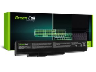 Sülearvuti aku Green Cell Laptop Battery for MSI A6400 CR640 CX640 MS-16Y1