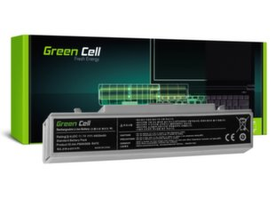 Sülearvuti aku Green Cell Laptop Battery for Samsung RV511 R519 R522 R530 R540 R580 R620 R719 R780 White