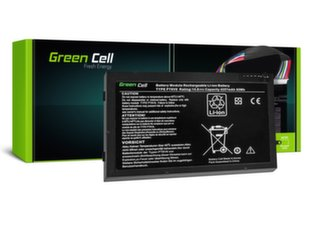Sülearvuti aku Green Cell Laptop Battery for Dell Alienware M11x R1 R2 R3 M14x R1 R2 R3