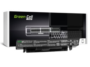 Green Cell PRO Laptop Battery A41-X550A for A450 A550 R510 R510CA X550 X550CA X550CC X550VC 2600mAh