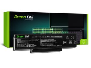 Sülearvuti aku Green Cell Laptop Battery for Asus F2 F2J F3 F3S F3E F3F F3K F3SG F7 M51