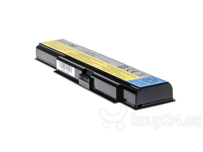 Sülearvuti aku Green Cell Laptop Battery for IBM Lenovo IdeaPad Y510 Y530 Y710 Y730 tagasiside
