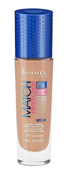 Jumestuskreem Rimmel London Macth & Perfection 30 ml
