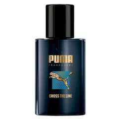 Tualettvesi Puma Cross The Line EDT meestele 50 ml