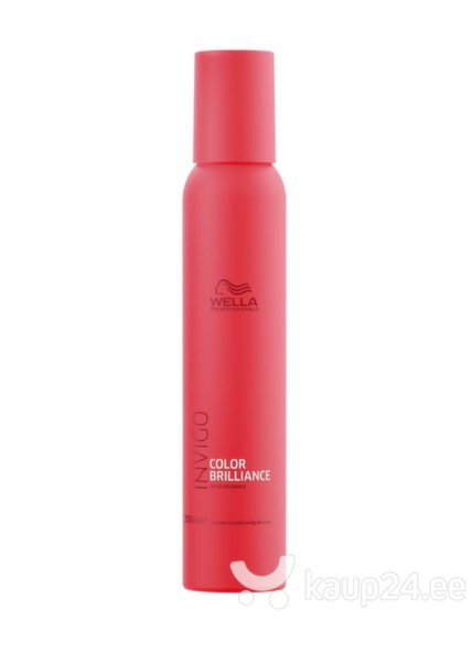 Vaht värvitud juustele Wella Professionals Invigo Color Brilliance 200 ml