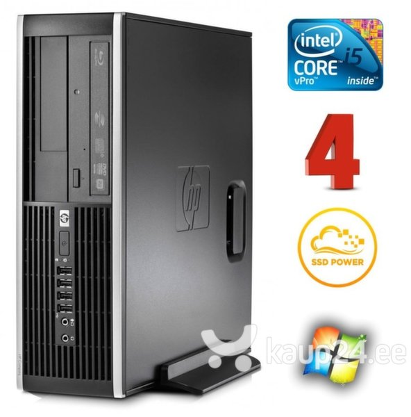 HP 8300 Elite SFF i5-3470 4GB 120SSD DVDRW WIN7Pro