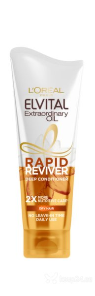 Intensiivse toimega palsam L'Oreal Paris Elvital Extraordinary Oil Reviver 180 ml