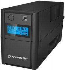 PowerWalker VI 650 SE LCD