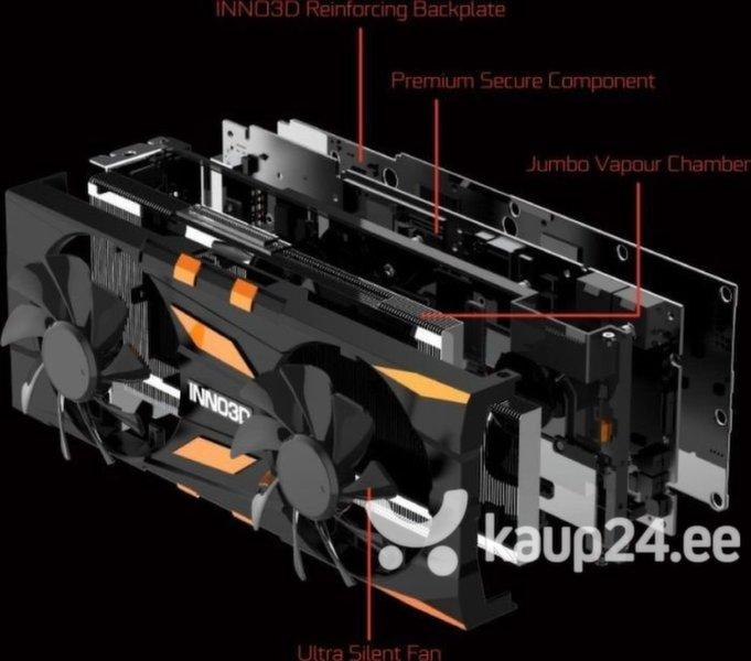 Inno3D N208T2-11D6-1150633 дешевле
