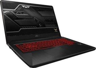 Asus TUF Gaming FX705 (FX705GD-EW090) 16 GB RAM/ 480 GB M.2 PCIe/ 256 GB SSD/