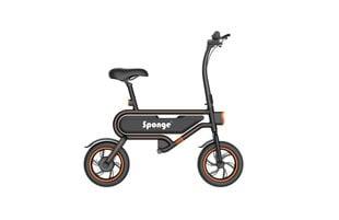 Elektriline jalgratas Sponge Bike 12'', must/oranž