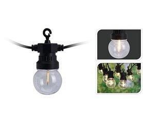Aia valguskett, 10 tk hind ja info | Aia- ja õuevalgustid | kaup24.ee
