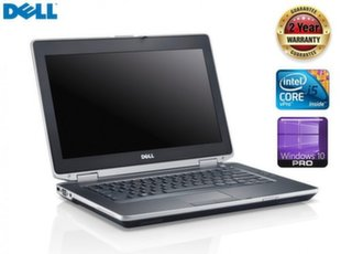 Sülearvuti Dell Latitude E6430 i5-3320M 16GB 480SSD WIN10Pro