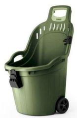 Multifunktsionaalne käru, 50 L, roheline