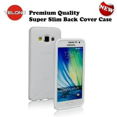 Telone Back Case S-Case силиконовый чехол Samsung A500 Galaxy A5 Белый