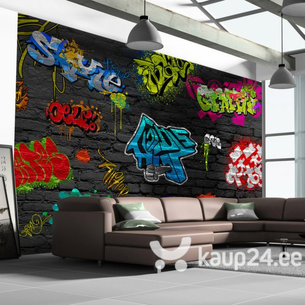 Fototapeet - Graffiti wall