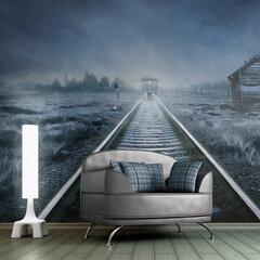 Fototapeet - The ghost train