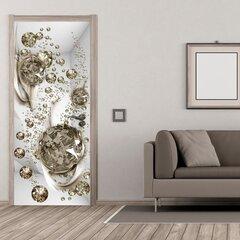 Fototaustapilt uksele - Photo wallpaper - Bubble abstraction I