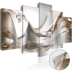 Akrüülprintimine - Golden Flight [Glass] hind ja info | Seinapildid | kaup24.ee