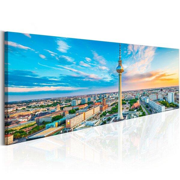 Maal - Berliner Fernsehturm, Germany