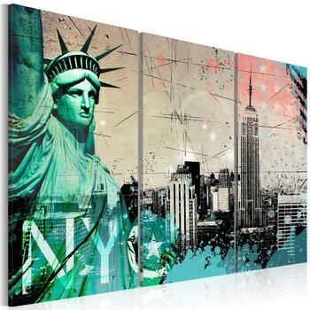 Maal - NYC collage