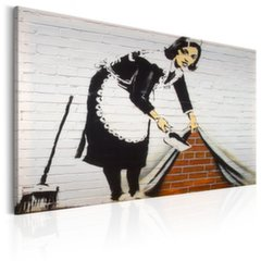 Maal - Maid in London by Banksy