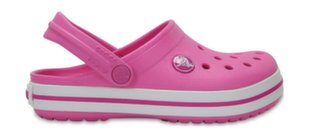 Kingad lastele Crocs Kids' Crocband Clog, Party Pink