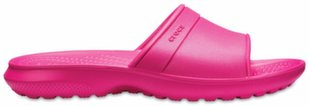 Laste sussid Crocs Kids' Classic Slide, Candy Pink