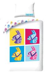 Laste voodipesukomplekt Fortnite, 2 osaline hind ja info | Voodipesu lastele ja imikutele | kaup24.ee