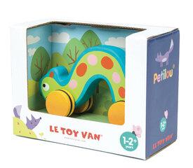 Деревянная игрушка - Червячок, Le Toy Van PL034 цена и информация | Игрушки для младенцев | kaup24.ee