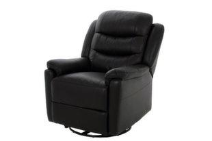 Кресло Renzo, черное