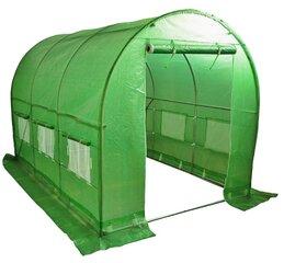 Kaarjas kasvuhoone 3x4,5 (13,5m2)