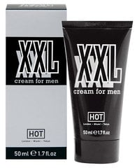 Peenise kreem HOT XXL 50 ml