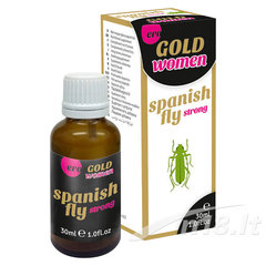 Afrodisiakum naistele HOT Spanish Fly Gold 30 ml