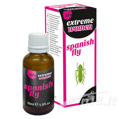 Afrodisiakum naistele HOT Spanish Fly Extreme 30 ml