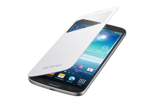 Kaaned S-View Cover Samsung Galaxy Mega 6.3