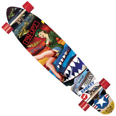 Rula Spokey Longboard Pin-up 2