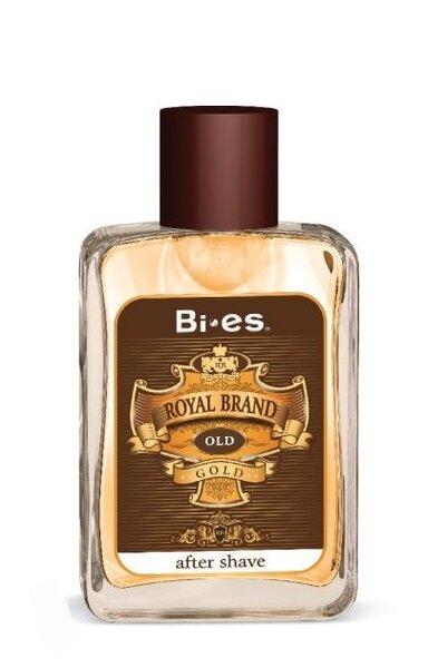 Raseerimisjärgne losjoon Bi-es Royal Brand Old Gold 100 ml