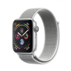 Apple Watch S4, 40mm, hõbedane