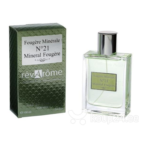 Tualettvesi Revarome Private Collection No. 21 Mineral Fougere EDT meestele 100 ml