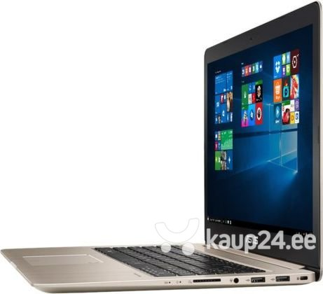 Asus VivoBook Pro (N580GD-E4052)