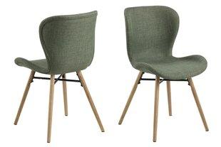 2-osaline toolikomplekt Batilda A1, roheline/tamm