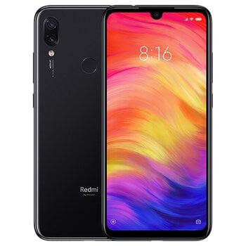 Mobiiltelefon Xiaomi Redmi Note 7, 4/64GB, Dual Sim, Must hind ja info | Mobiiltelefonid | kaup24.ee